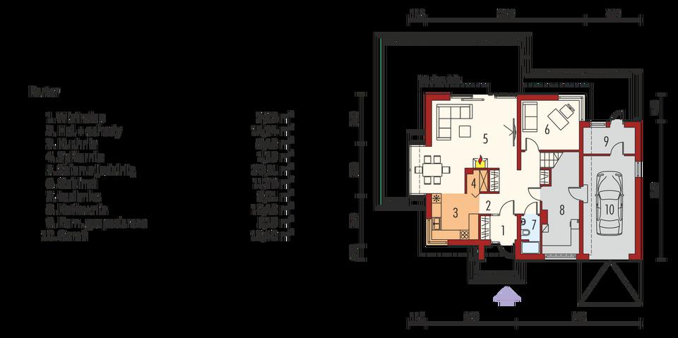 Serce Domu Pięć Pomysłów Na Wymarzoną Kuchnię Dom