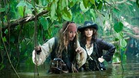 Johnny Depp chce wrócić na piracki okręt