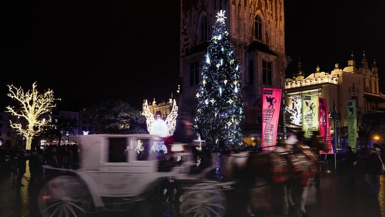 Dekoracje Bożonarodzeniowe 2018 Choinki Iluminacje W