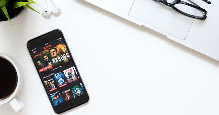 Netflix został wytypowany jako firma, którą Apple może kupić z największą dozą prawdopodobieństwa