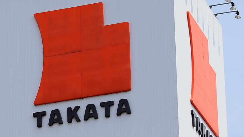 JAPAN-AUTO-COMPANY-TAKATA