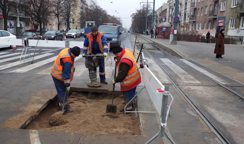 Plaga pękających rur w Warszawie