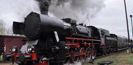 Zabytkowy pociąg zawiezie Cię do Falenicy