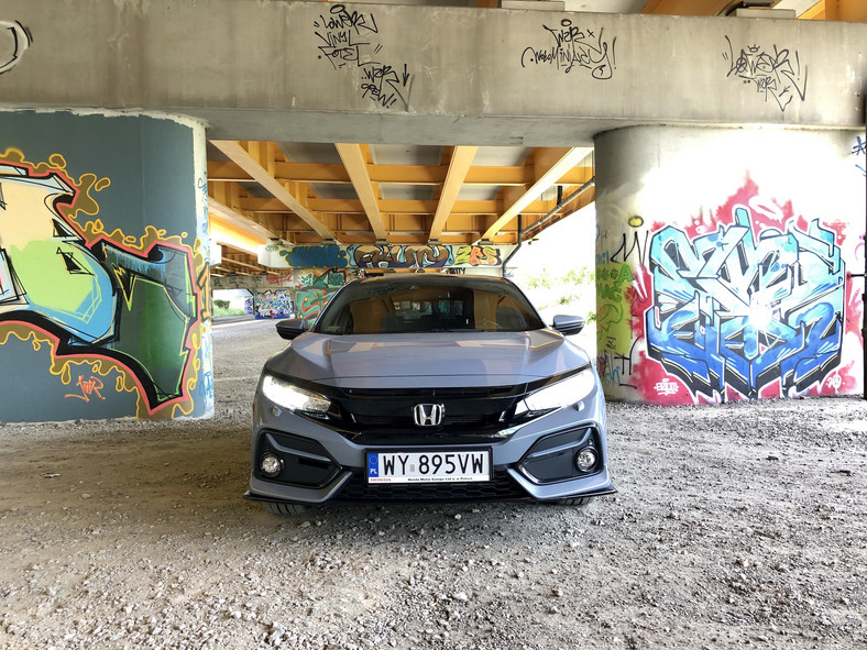 Honda Civic 1.5 VTEC Turbo CVT Sport Plus