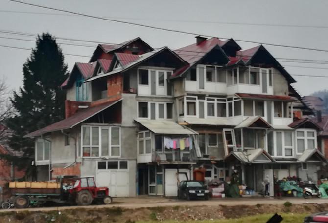 Kuća u Novom Pazaru