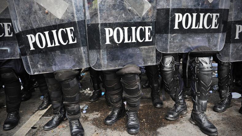 Amerykańska policja