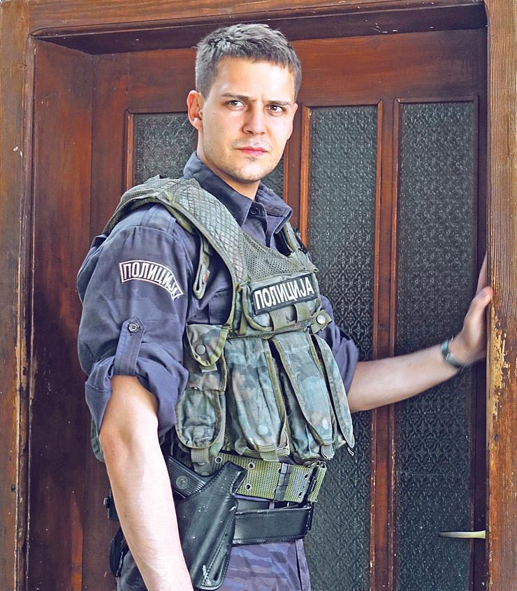 Miloš Biković, balkanska medja snimanje filma foto Promo (11)