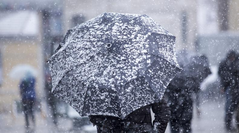 Jaka pogoda czeka nas w poniedziałek 4 grudnia 2017 roku?