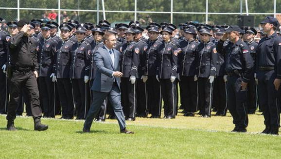Sa prošlogodišnje proslave Dana policije