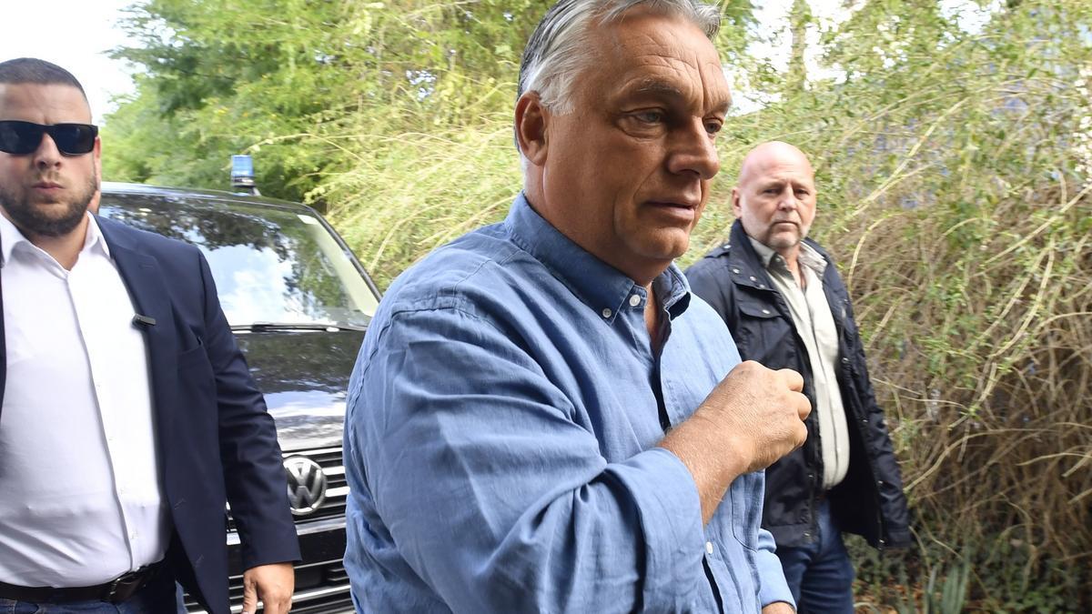 Orbán Viktor megkezdte a cukiságkampányt: egy óvoda átadóján jelent meg vasárnap - videó