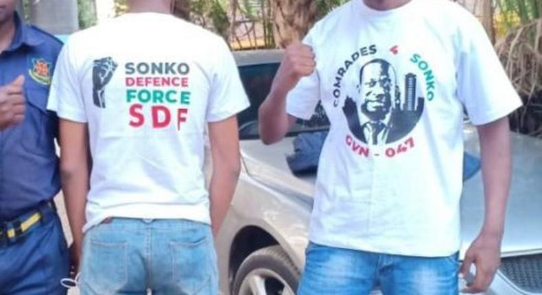 DCI probes top officials linked to a militia named Sonko Defence Force