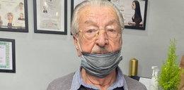 Pan Wacław ma 92 lata i właśnie przeszedł na emeryturę! Całe życie strzygł leszczynian