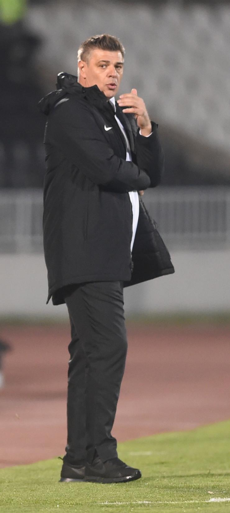 FK Partizan, FK Čukarički