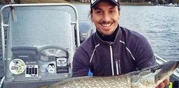 Zlatan Ibrahimović ujawnił swoją nową wielką pasję. To wędkowanie!