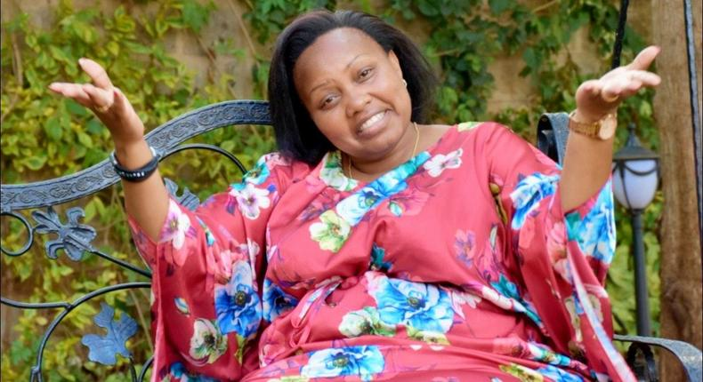 Millicent Omanga causes Drama at NCIC offices as she confronts officials