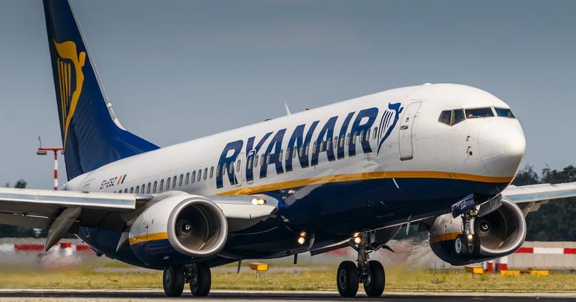Ryanair to największa linia lotnicza w Europie i lider polskiego rynku