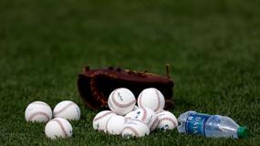 Chora dziewczynka podbiła serca kibiców baseballa