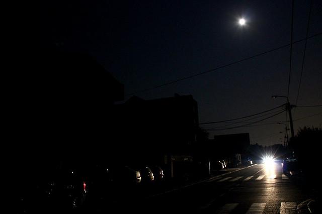 Tek poneki automobil osvetljavao je put Foto:M.Beljan