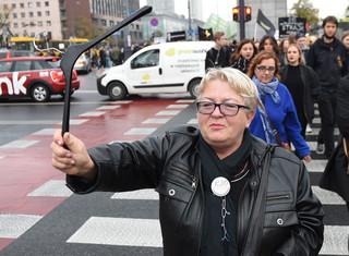 'Czarny poniedziałek' - strajk kobiet i manifestacje na ulicach [GALERIA]