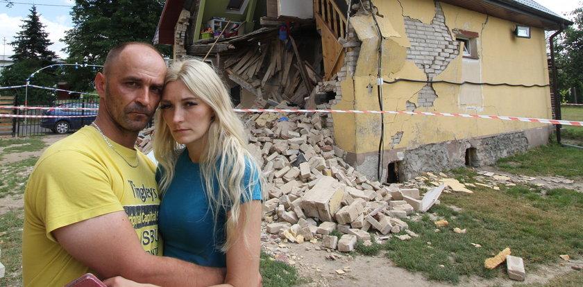 Nowożeńcy stracili dom w dniu wesela. Nadal się boją. Podjęli ważną decyzję
