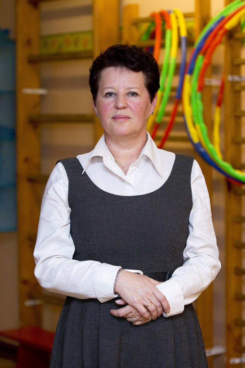 Joanna Cichecka, dyrektor Przedszkola nr 13 w Rybniku
