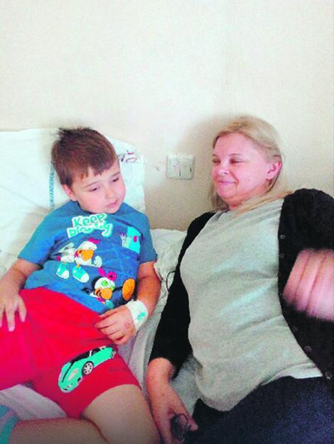 O Marku je u bolnici brinula njegova tetka Marija