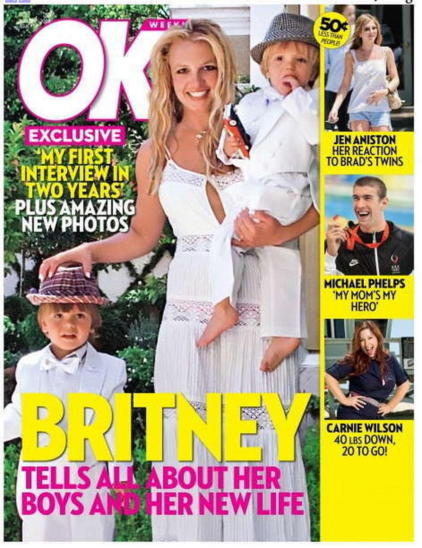 Britney: Jestem już zdrowa!