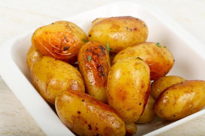 Krompir pržite na maslinovom ulju