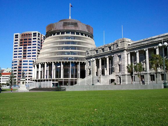 Zgrada parlamenta Novog Zelanda