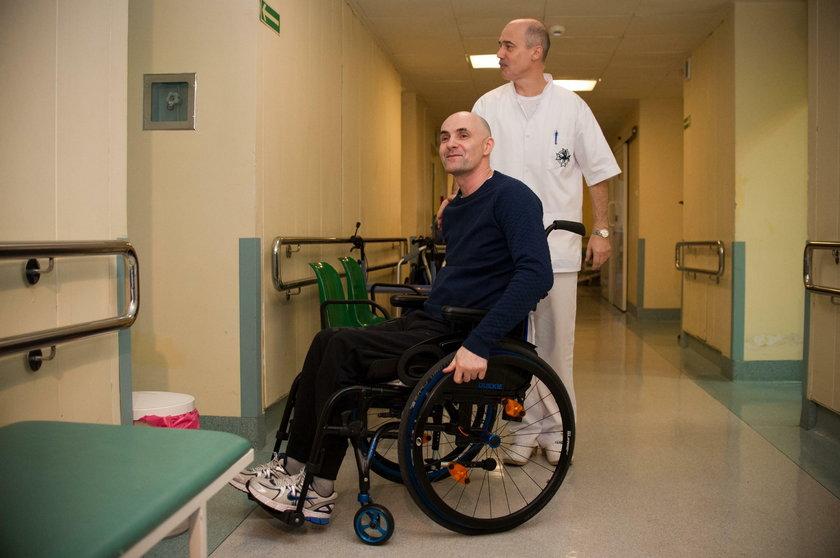 Tomasz Gollob, szpital