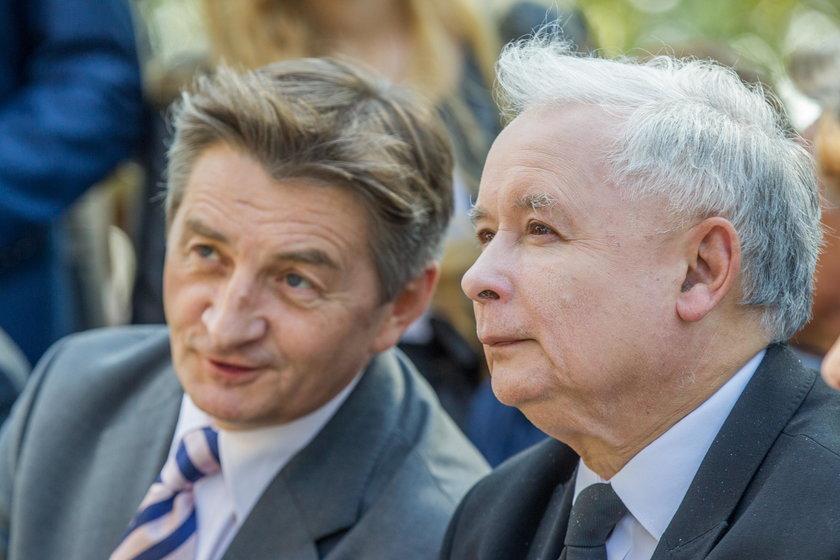 Mimo skandalu Marek Kuchciński będzie kandydował do Sejmu