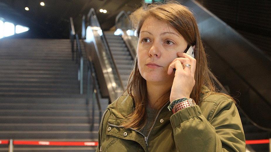 Marta Zawadzka - prezes Polskiej Hokej Ligi