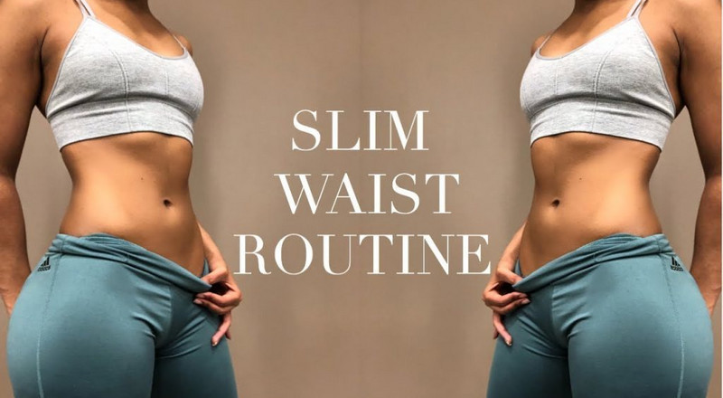 This workout routine is guaranteed to get you that slim waist you've always wanted