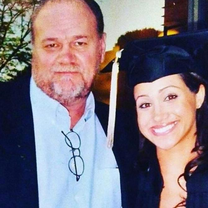 Pitanje je da li će se otac i ćerka ikada više videti