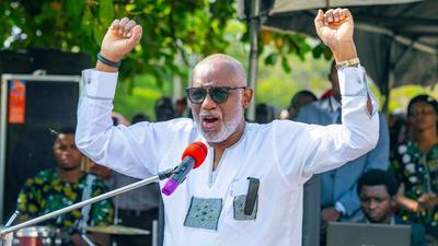 Akeredolu retains Ondo Governor's seat after close Supreme Court verdict