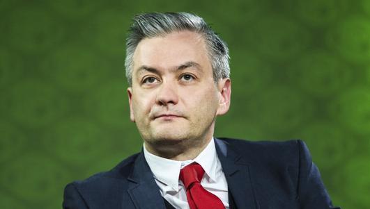 Robert Biedroń nagrodzony przez zlot współczesnych czarownic