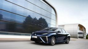 Wodorowa Toyota Mirai sprawdzona na dystansie 100 tys. km