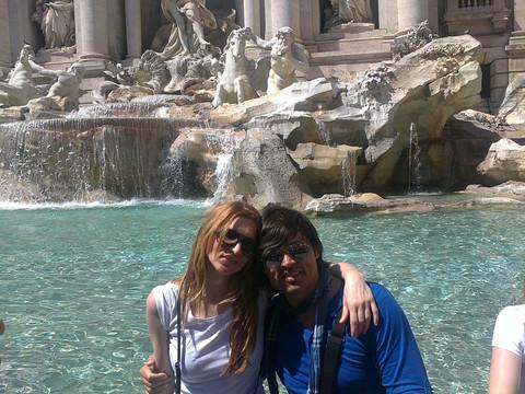 Natalija i Sani: Ludilo u Rimu