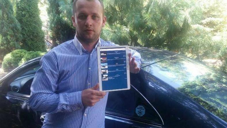 W Sosnowcu powstała aplikacja do walki ze złodziejami samochodów
