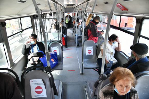 Preventivne mere u prevozu se uglavnom poštuju