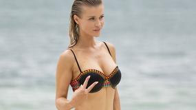 Seksowna Joanna Krupa na plaży
