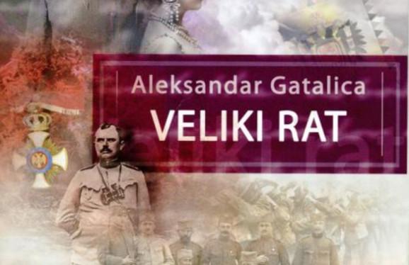 Roman o Prvom svetskom ratu za koji je Aleksandar Gatalica dobio NIN-ovu nagradu