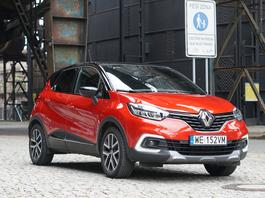 Renault Captur 1.3 TCe 130 Red Edition – starość na czerwono - TEST