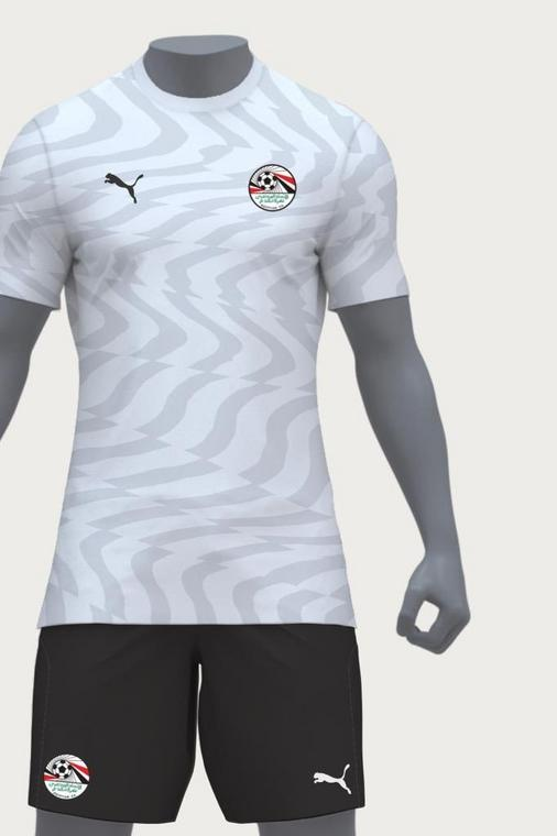 AFCON 2019 hosts Egypt unveil new Puma jersey - Pulse Nigeria 7cd8f13c0