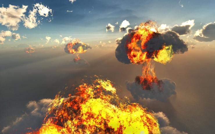 Nakon sukoba Indije i Pakistana u stratosferu bi otišlo oko pet miliona toni čađi (foto: ilustracija)