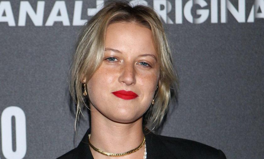 Aleksandra Domańska przyszła na kacu do telewizji