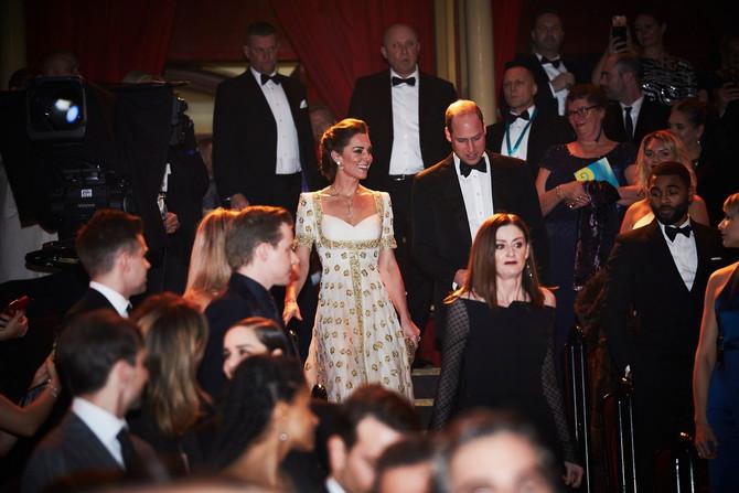 BAFTA 2020: Kejt Midlton i princ Vilijam
