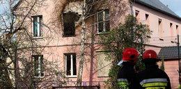 Pożar domu dziecka w Legnicy