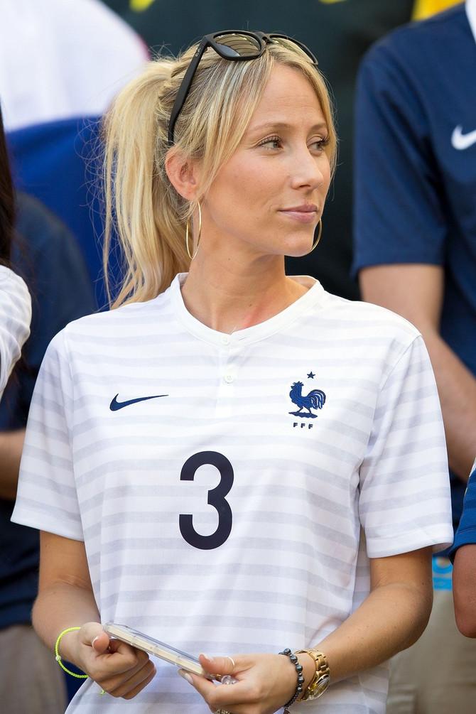Sandra je nosila dres sa brojem 3 na Svetskom prvenstvu 2014. godine