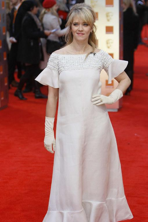 Edith Bowman The Baftas 2012